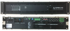 Electro-Voice EV CPS4.10 professional amplifier 4x1000 W