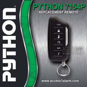 Python 7154P Remote Control Replacement Transmitter Responder LE 1-Way  5-Button   eBay