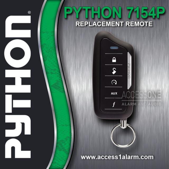 python 7211P 2-Way LE Responder 1 Button Remote Replacement