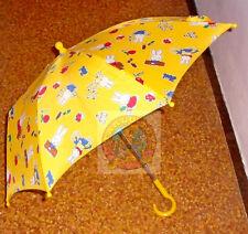 MIFFY by Dick Bruna 80s italy - tiny umbrella for childrens - ombrello per bimbi