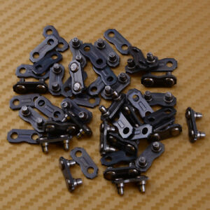 """24sets 325"""" .050+.058 Chainsaw Chain Master Links Repair Preset Tie Straps New"""