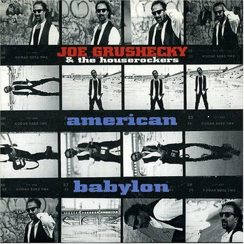 American Babylon by Joe Grushecky & The Houserockers (CD 1995) NEW! RARE OOP