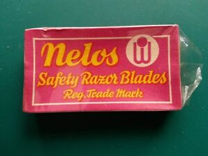 Boite scellée NELOS Lames de rasoir razor blades U7qsYoZX-09153649-428002792