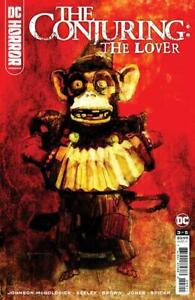DC HORROR PRESENTS THE CONJURING THE LOVER #3 (OF 5)    DC COMICS  PRE-SALE  8/3