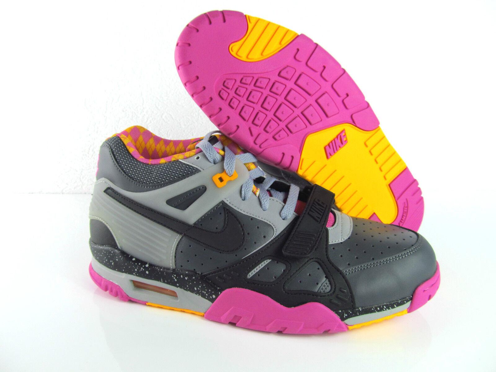 Nike Air Trainer III PRM QS Horse Racing Bo Jackson Sneaker US_11 UK_10 Eur 45