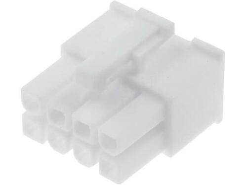 Cable Conector 8x MX-5557-08R-210//Serie De Pcb Mini-Fit Jr Enchufe Molex Hembra