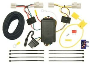 Trailer-Hitch-Wiring-Tow-Harness-For-Toyota-Matrix-2009-2010-2011-2012-2013