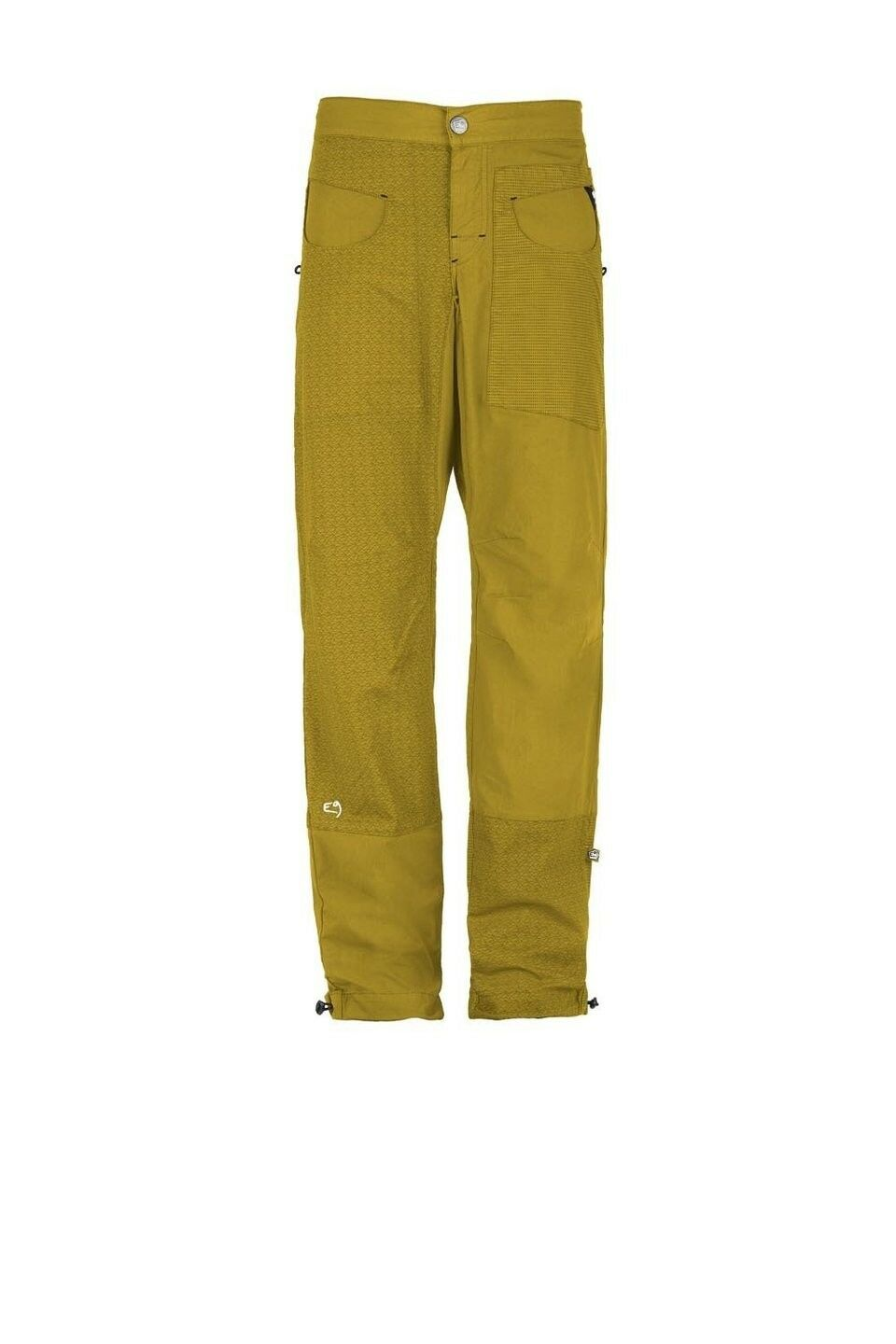 E9  Blat 2, Climbing Pants for Men, Olive Size XL  free shipping