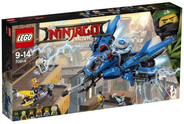 Lego The Lego Ninjago Movie Lightning Jet 2017 70614 For Sale Online Ebay