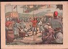 Guerre du Rif Maroc Morocco Légionnaire Tirailleurs Sénégalais 1925 ILLUSTRATION