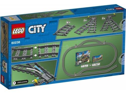 LEGO CITY TRENI 60238 SCAMBI