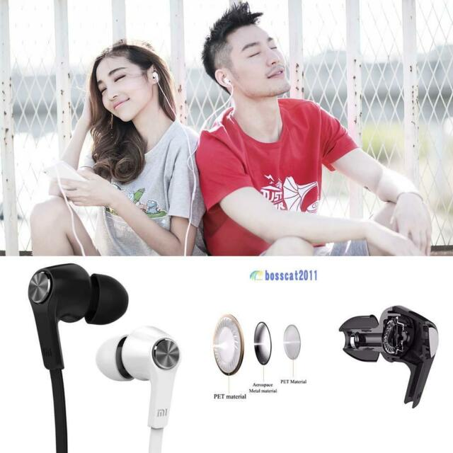 Original Xiaomi Youth Piston 3 3.5mm Sport Earphone Headphone Headset Genuine AC