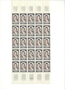 Timbres-Postes-France-neufs-DAVID-de-1950