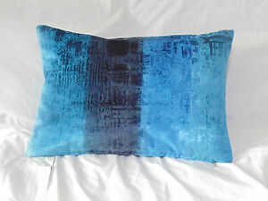 Designers Guild Velvet Fabric Phipps Cobalt Cushion Cover  9 size  Available - <span itemprop=availableAtOrFrom>London, United Kingdom</span> - I will accept returns up to 14 days after purchase . Buyers are responsible for postage both ways. Good are to be returned in the way they were received unused and packed as they were desp - London, United Kingdom