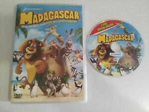 Madagascar Dreamworks - DVD + Extra Spagnolo English