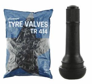 Reifenventile-Gummiventile-Radventile-fuer-Tubeless-Reifen-TR414-100-Stueck