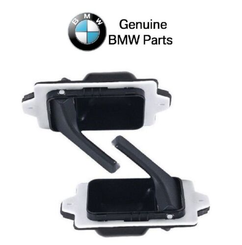For BMW E30 E28 E24 Pair Set of Left /& Right Interior Inside Door Pull Handle