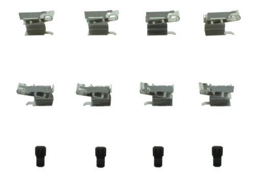 Disc Brake Hardware Kit Front,Rear Centric 117.44029
