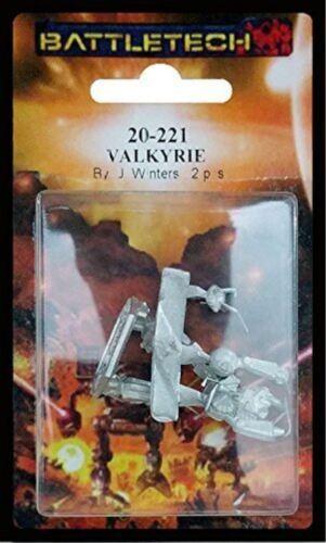 BattleTech Miniatures Valkyrie VLK-QD1 by Iron Wind Metals IWM 20-221