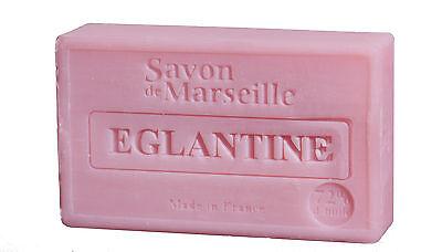 Seife Wildrose / Eglantine aus Frankreich /Savon de Marseille 100 g Le Chatelard