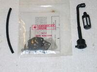 Fuel System Kit For Stihl 031av Chainsaw Fuel Line & Filter Carburetor Kit