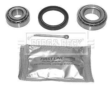 Wheel Bearing Kit fits VAUXHALL VIVA 1.8 Front 73 to 78 18HC B/&B 1584340 Quality