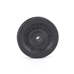 10-95mm-black-bearing-pulley-wheel-cable-gym-equipment-part-wearproof-newEE