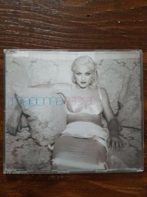 Madonna Secret CD Single 1994
