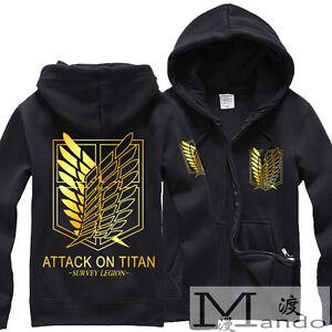 Attack-on-titan-jacket-costumes-Shingeki-no-Kyojin-hoodies-gloden-coat-sweater