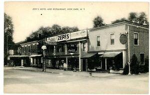 Image Is Loading Hyde Park Ny Zepf 039 S Hotel Amp