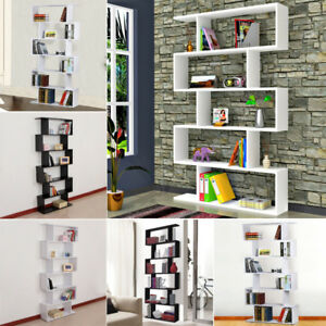 Image Is Loading Stylish Space Saving S Shape Wall Shelves Display