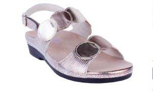 Comfort Damesmaten Helle Nieuw 37 Multi Sandaal Slingback Gold 41 Tula Cqdqwgv