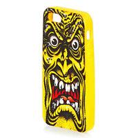 Santa Cruz Rob Roskopp Face Yellow Iphone 5/5s Cover / Case Skate Board Sk8