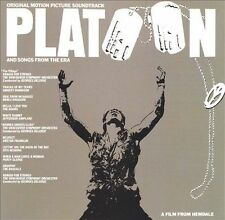 Platoon - Original Soundtrack (CD, Atlantic) Rascals, Smokey, Doors, Aretha