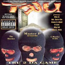 TRU-TRU 2 DA GAME CD NEW
