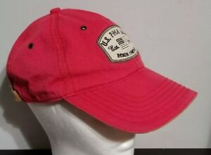 079577677e325 Image is loading US-POLO-ASSOCIATION-HAT-RED-STRAPBACK-ADJUSTABLE -EMBROIDERED
