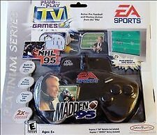 New In Box EA Sports Madden 95 NHL 95 Plug & Play TV Games Video Games NFL