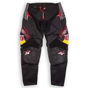 Kini-Redbull-Adulti-17-RB-Competition-Motocross-Mx-Enduro-Pantaloni-Nero
