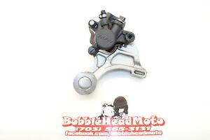 06-16 Honda Cbr1000rr Oem Rear Back Brake Caliper 43150-mel-d31 A6