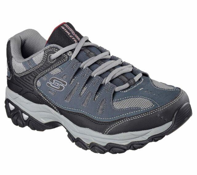 Afterburn Memory-foam Lace-up Sneaker