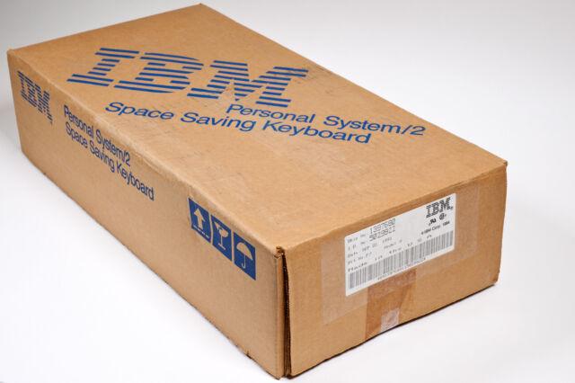 NEW IBM Model M 1397681 clicky Space Saving Keyboard SSK ID:5029922 bolt-modded