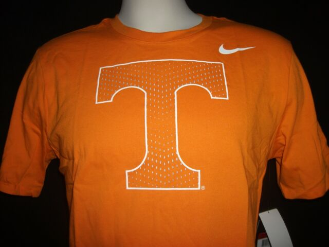e313d07b4 Nike Mens Size Medium Tennessee Volunteers Dri Fit Orange Graphic T Shirt