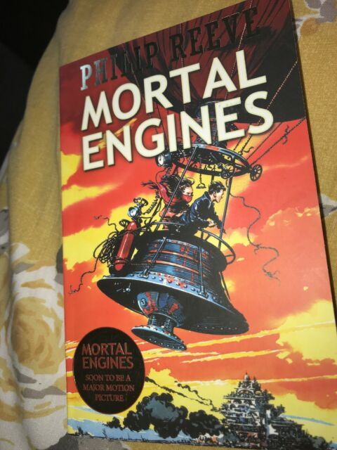 Mortal Engines - Krieg der Städte: Roman by Reeve, Ph...   Book   condition good