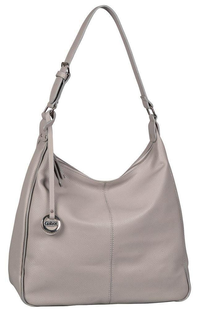 Gabor Fabia HoStiefelche Schultertasche schlichte Damentasche Shopper in Grau | Vollständige Spezifikation  | Up-to-date-styling  | Deutschland