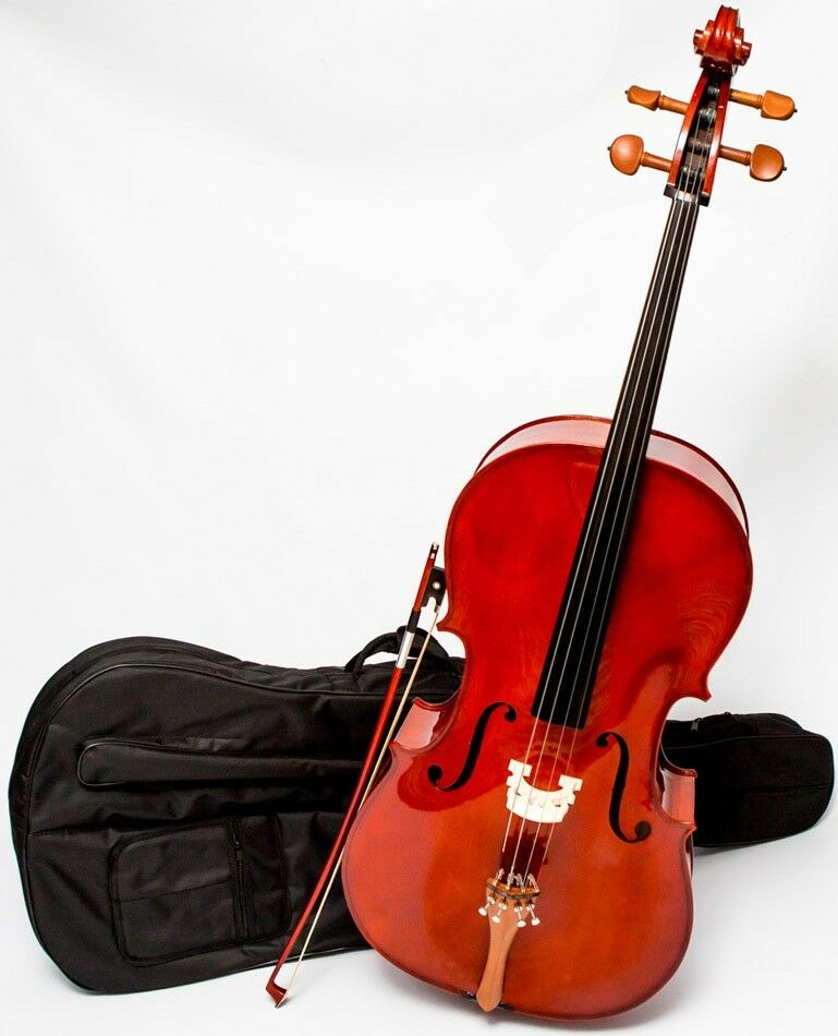 DE Cello 1 2 M-tunes No.150 hölzern - spielbereit