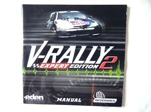 59361-Instruction-Booklet-V-Rally-2-Expert-Edition-Sega-Dreamcast-2000-810