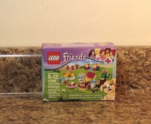 Lego Friends 41088 Puppy Training 65 Pieces NEW