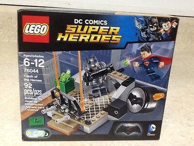 LEGO SUPER HEROES SCONTRO FRA EROI LEGO 76044