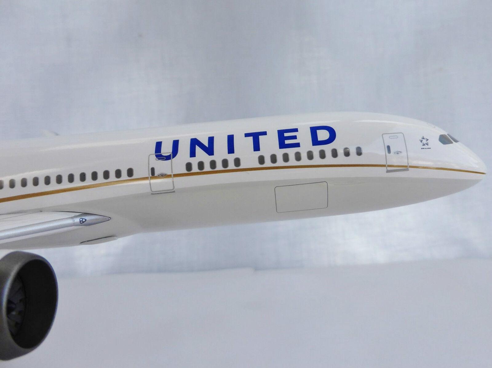 United Boeing 787-9 Dreamliner 1 200 Hogan 0069 Limox Li0069gr 787