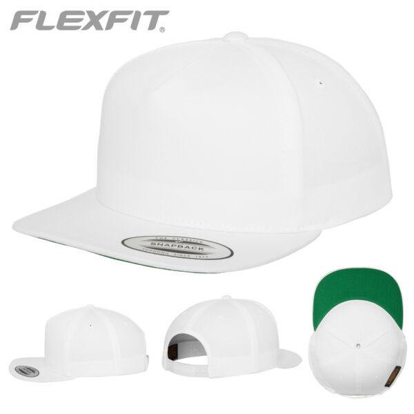 58eefa9e339 Original Flexfit Classic 5 Panel Snapback Cap Baseball Cap OSFA 6007. Hover  to zoom